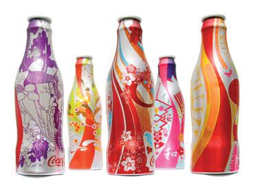 La nueva imagen de Coca-Cola